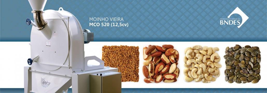 Moinho Vieira MCO 520 (12 ¹/² cv)